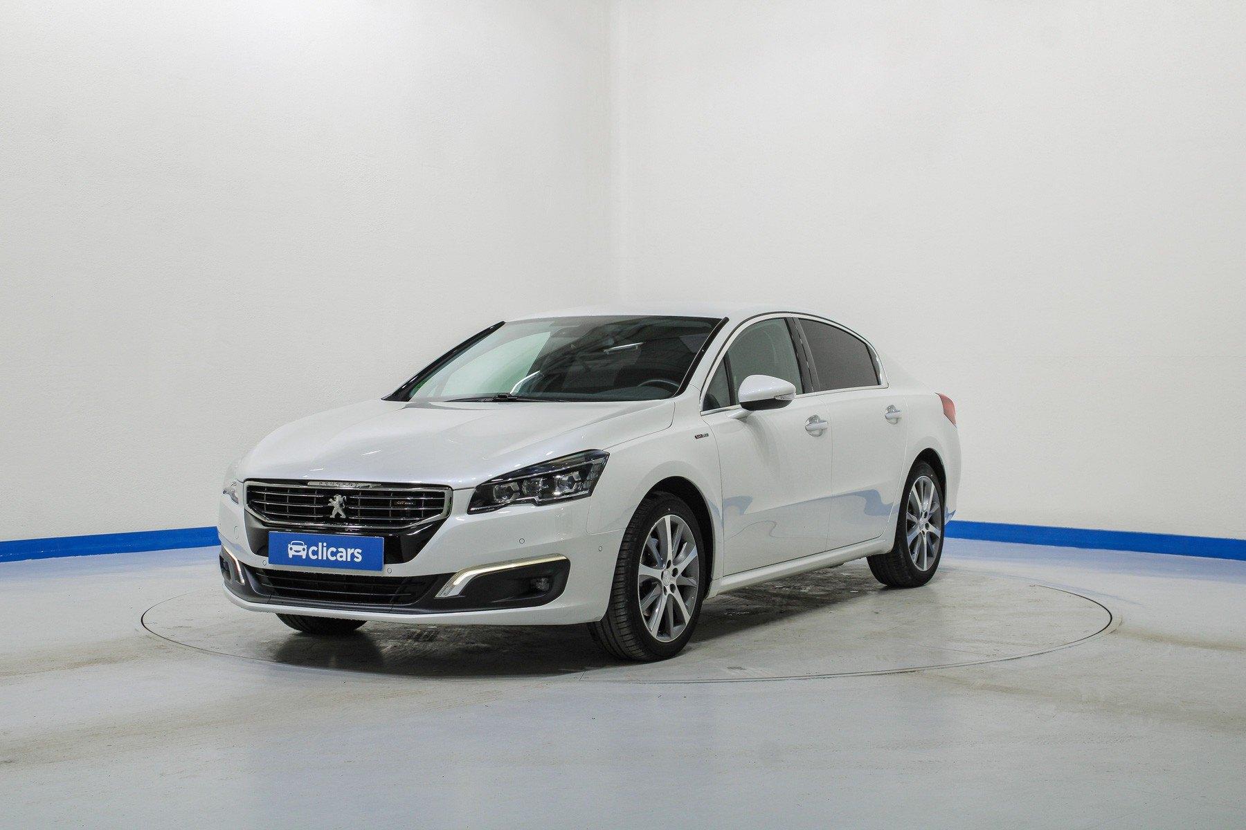 Peugeot 508 Diésel GT Line 2.0 BlueHDi 110KW (150CV) 1