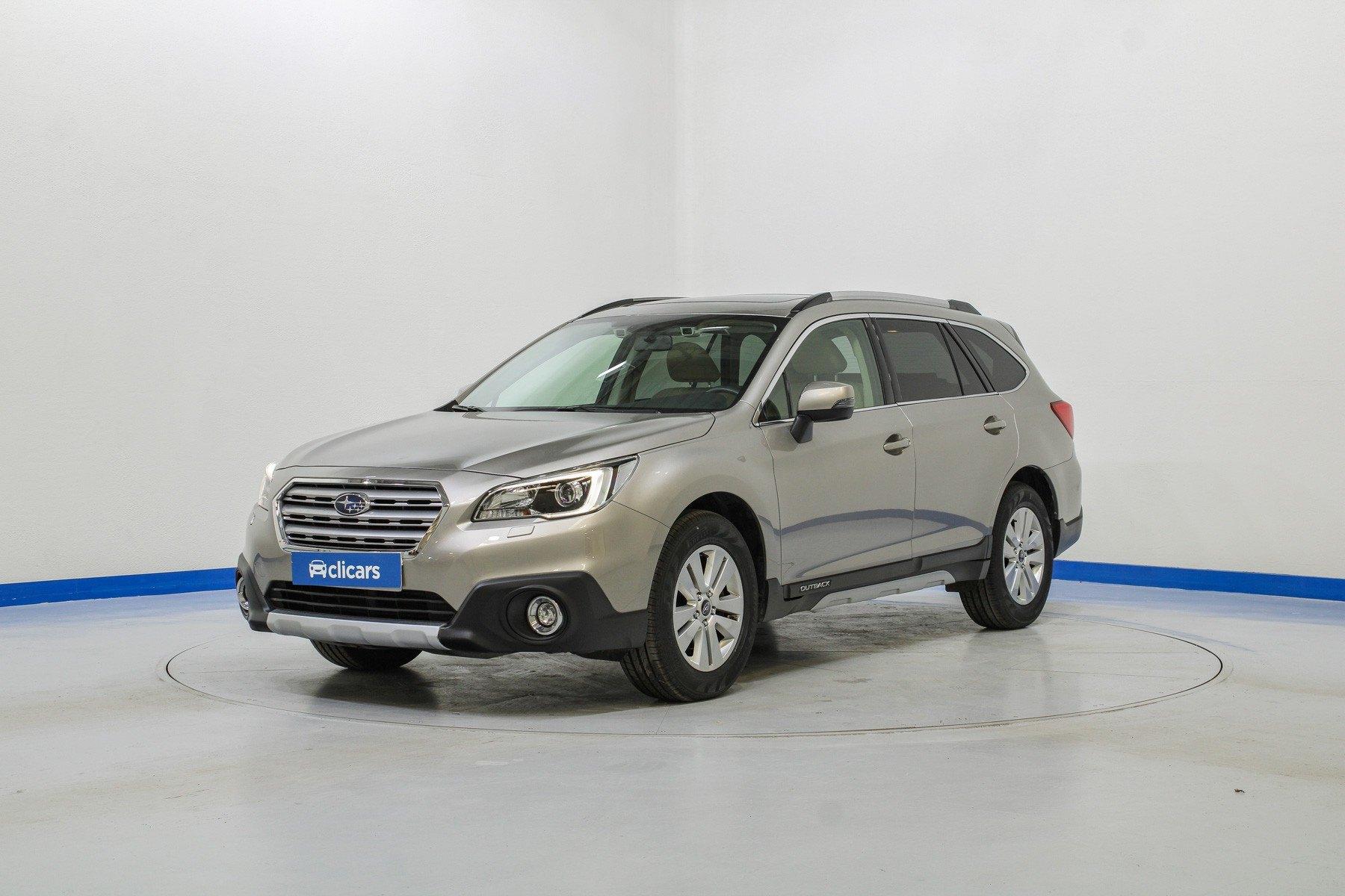 Subaru Outback Diésel 2.0 TD Executive AWD 1