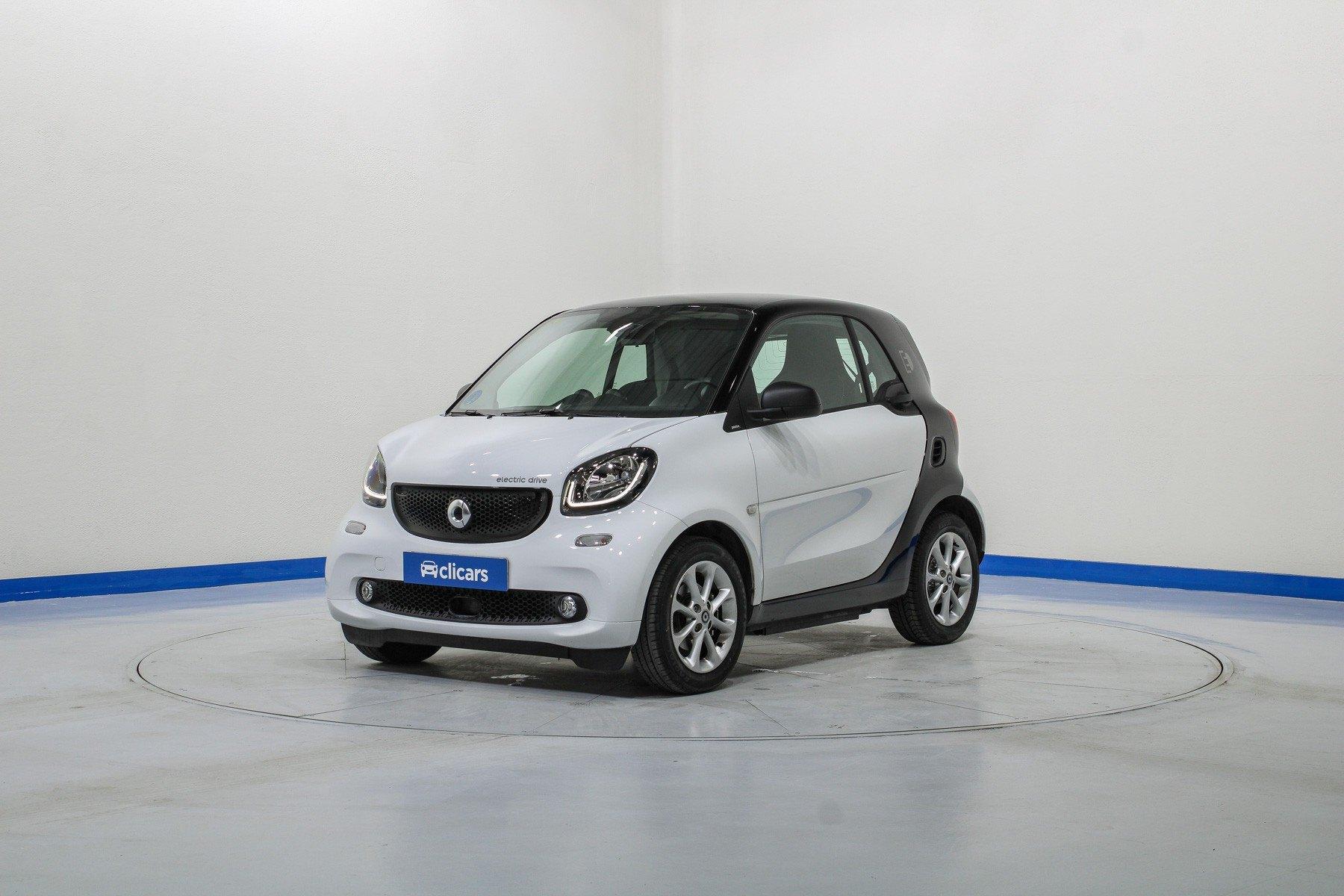 Smart ForTwo Eléctrico 60kW(81CV) electric drive coupe 1