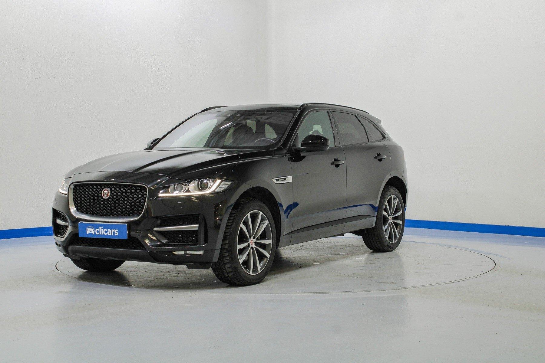 Jaguar F-Pace Diésel 2.0L i4D AWD Automático R-Sport 1