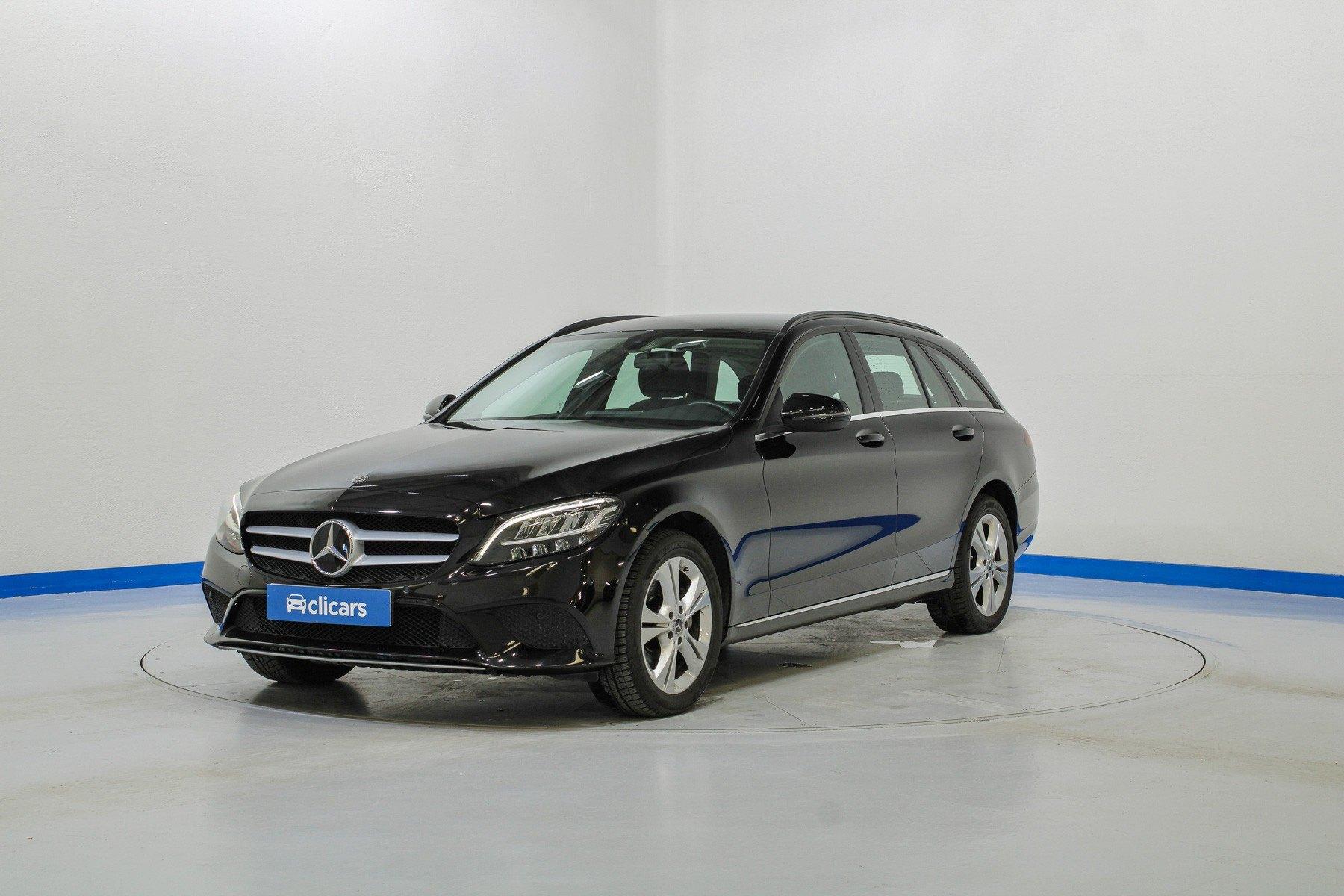 Mercedes Clase C Diésel C 200 d Estate 1