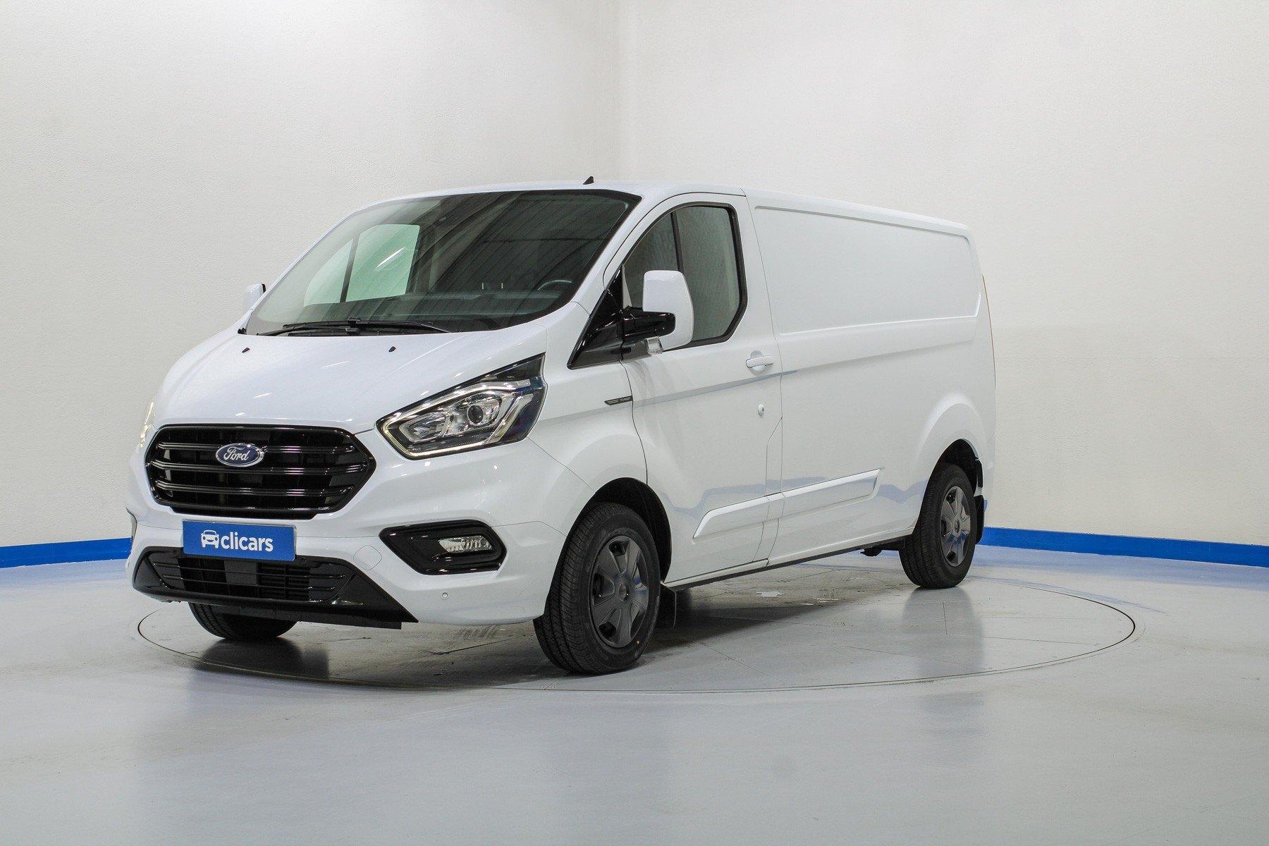 Ford Transit Custom Diésel Van 2.0 TDCI 96kW 340 L2 Trend 1
