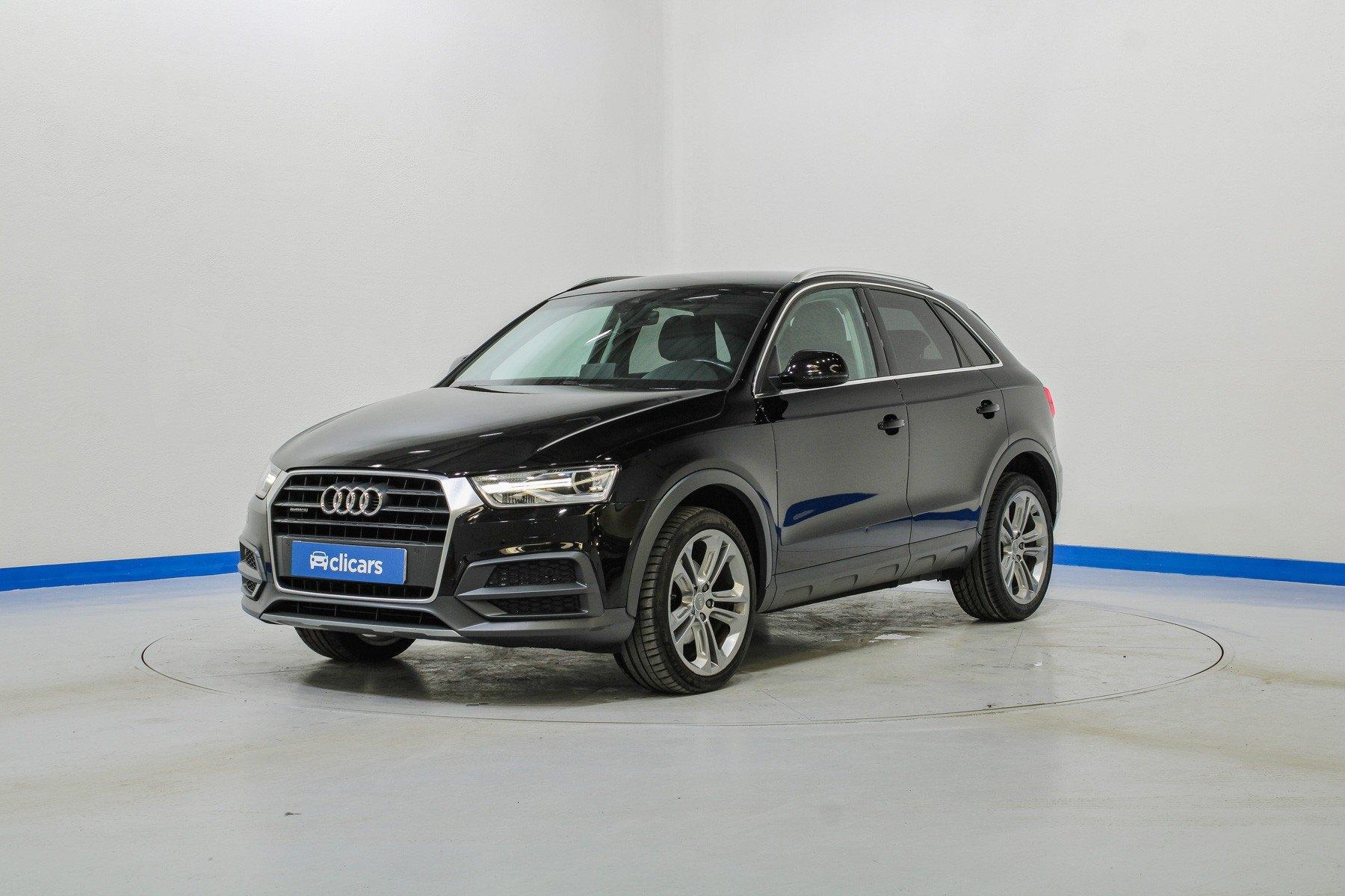 Audi Q3 Diésel Design edition 2.0 TDI quattro 1