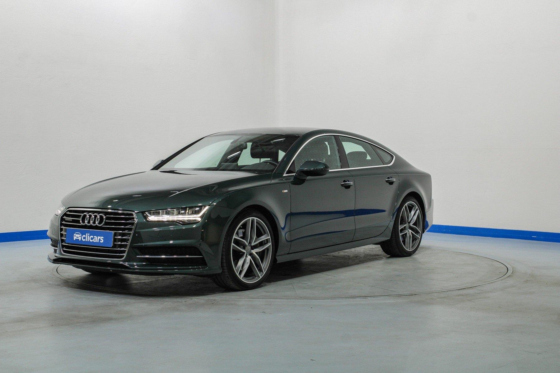 Audi A7 Diésel Sportback 3.0 TDI 272 quat S tron S line 1