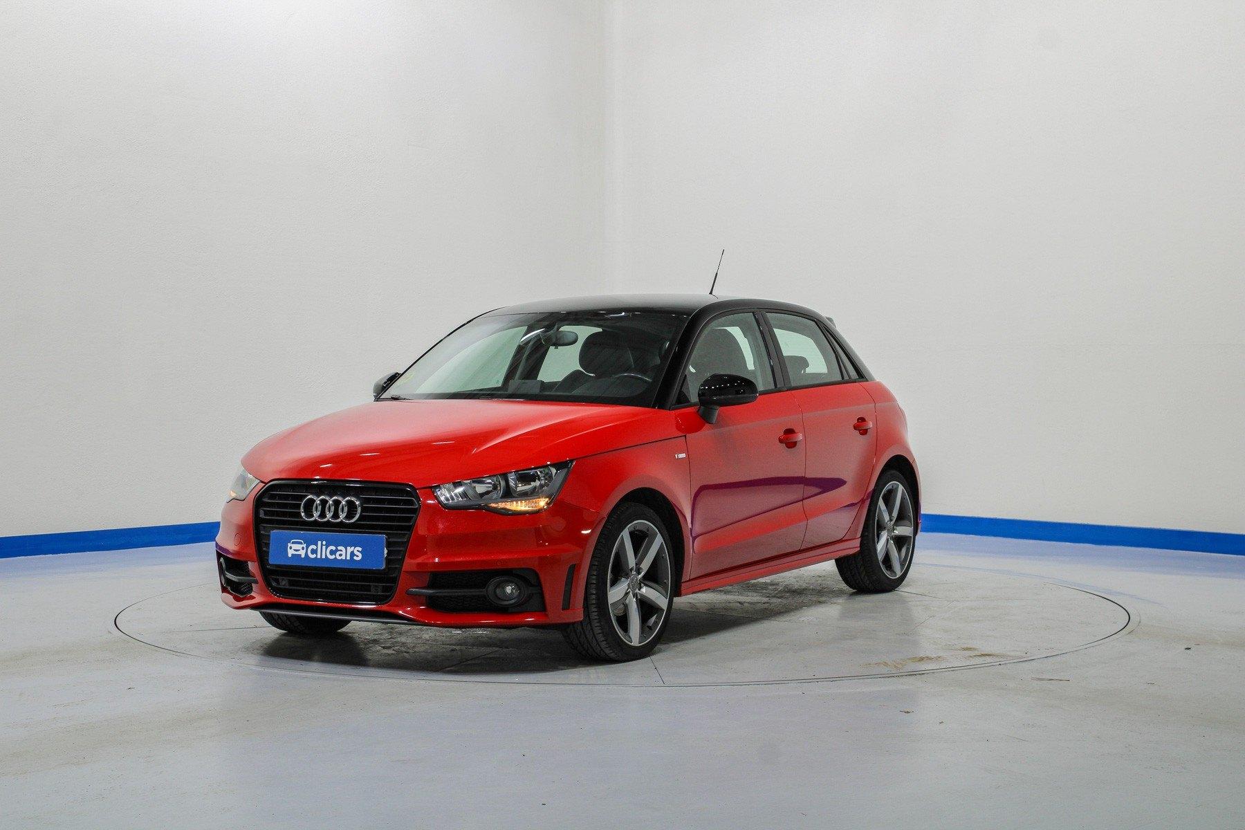 Audi A1 Diésel Sportback 1.6 TDI 90cv S tron Adrenalin2 1