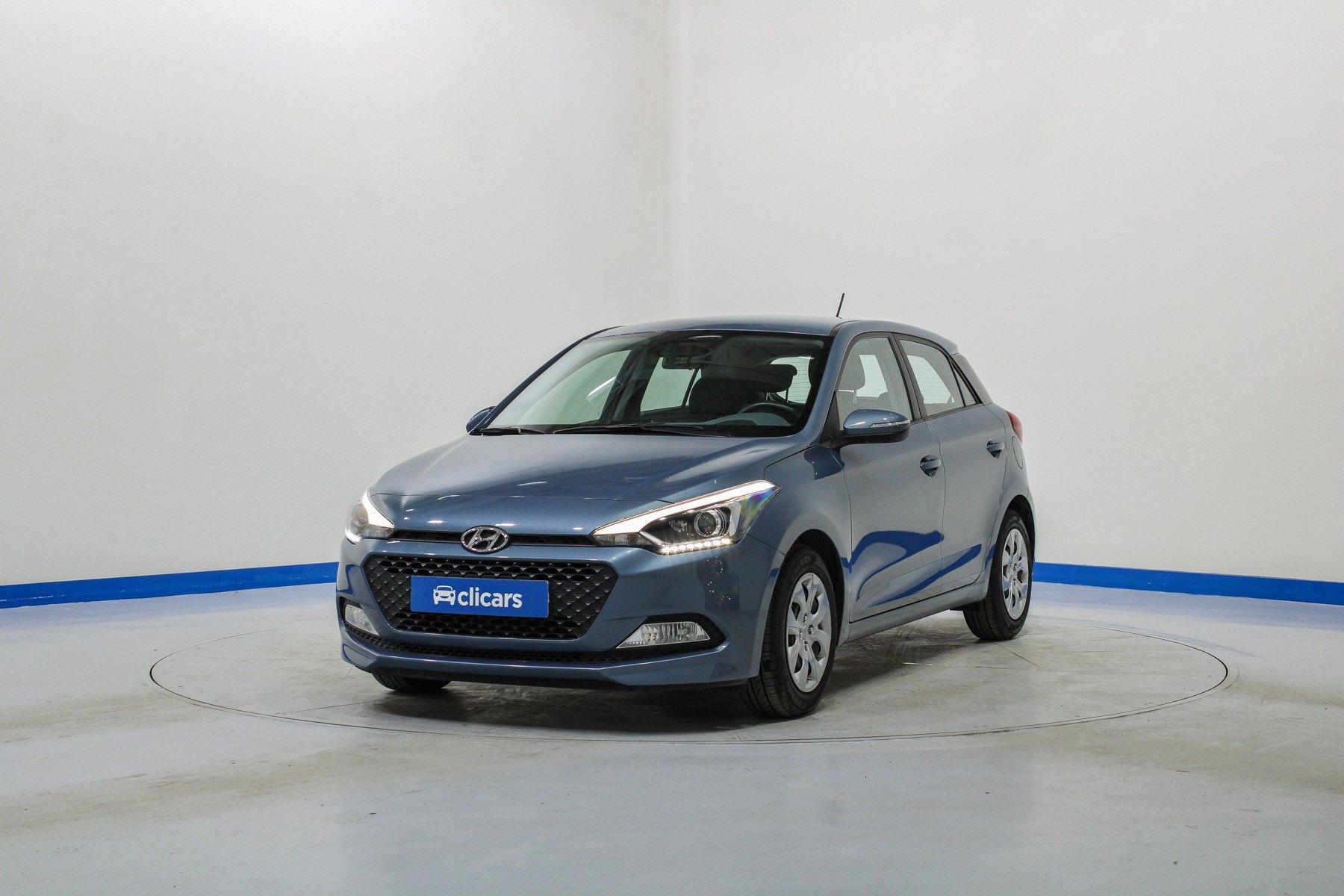 Hyundai i20 Gasolina 1.2 MPI Klass 1