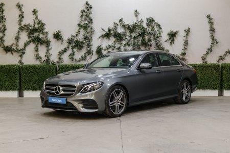Mercedes Clase E 2018
