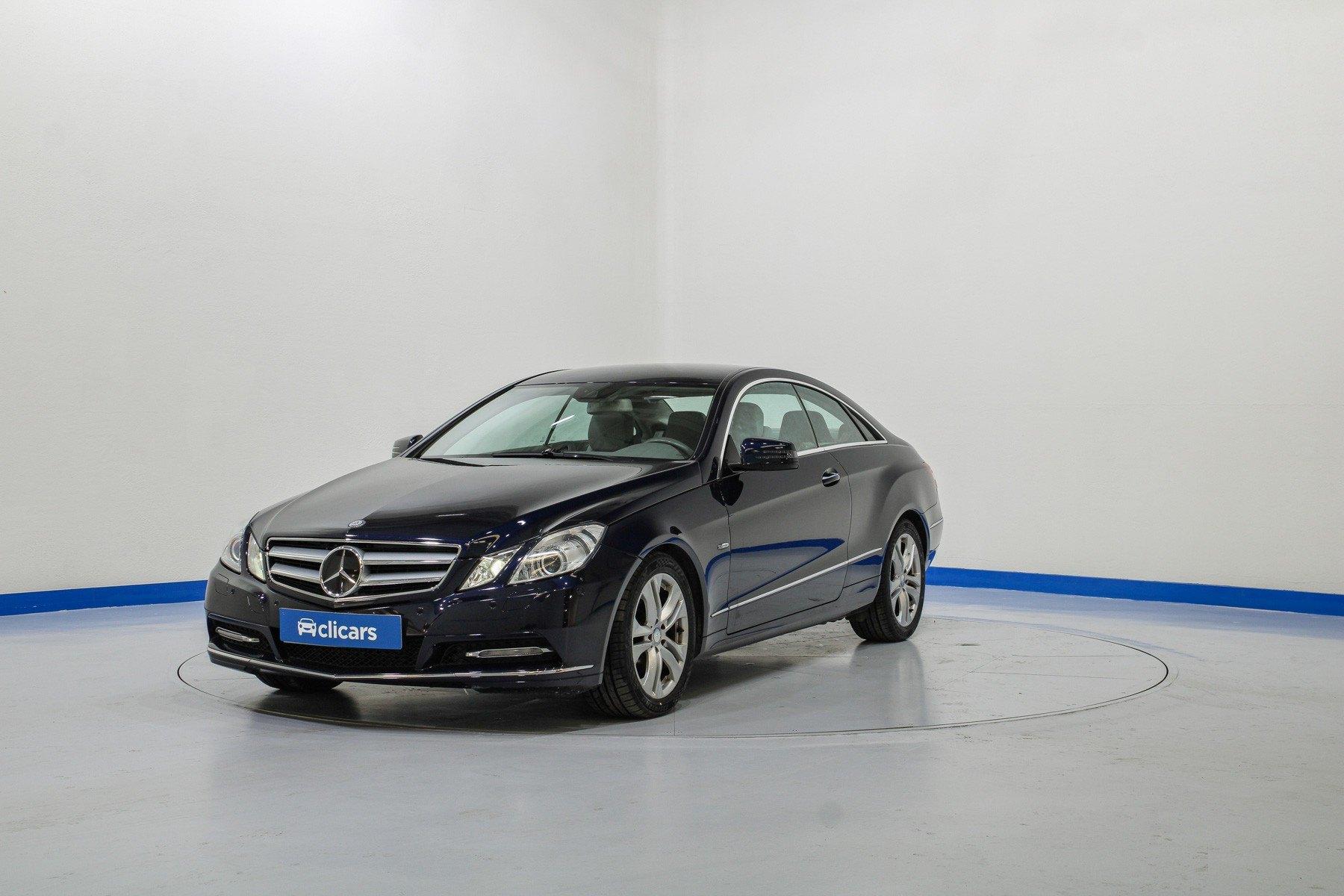 Mercedes Clase E Diésel Coupé E 220 CDI Blue Efficiency Avantg. 1