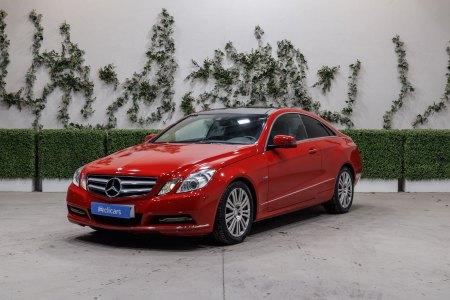 Mercedes Clase E 2011