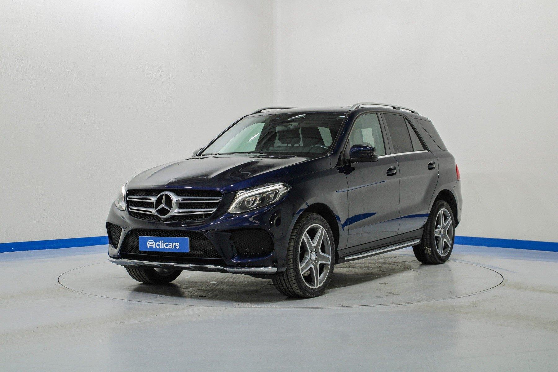 Mercedes Clase GLE Diésel GLE 350 d 4MATIC 1