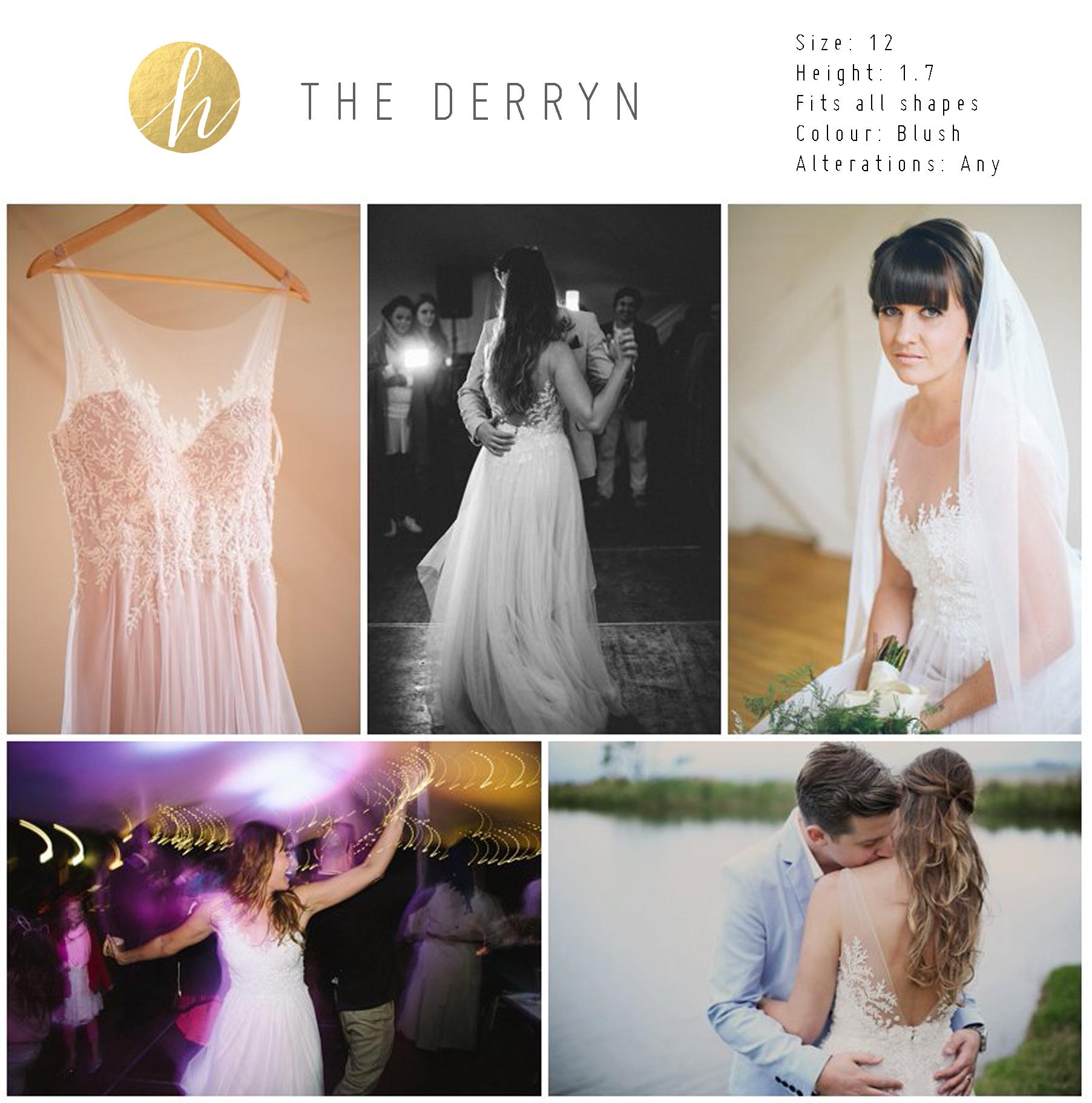 The DERRYN dress