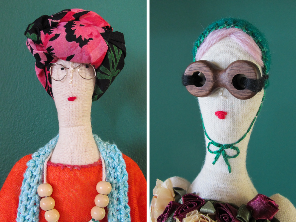 Hooray Weddings - Bespoke Dolls - Photographer and Swimmer
