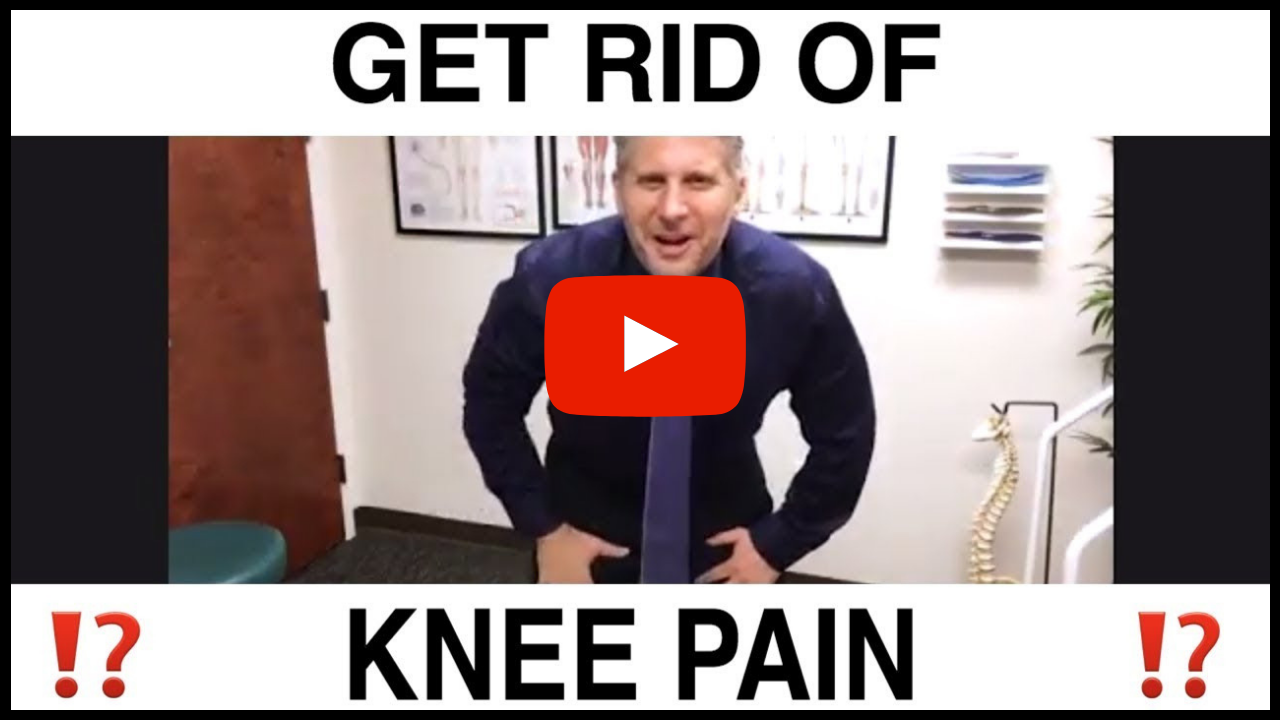 How To Get Rid Of Pain In Your Knees