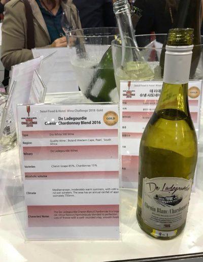 De Ladegourdie Wine 1