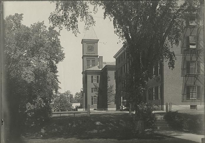 Pearson Hall, 1921