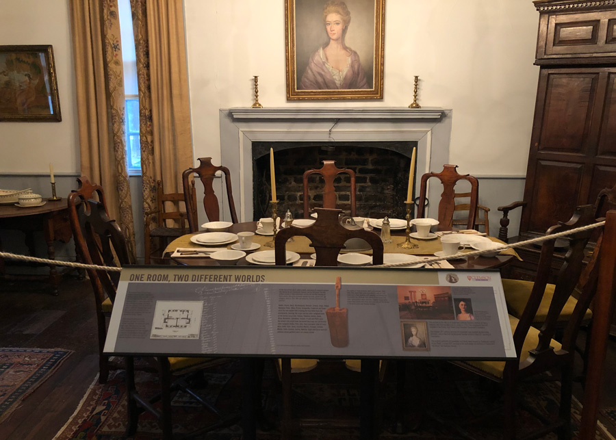 Hanover House Dining Room