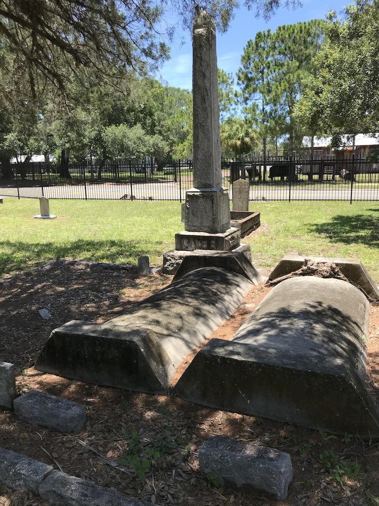 Gates Family Graves