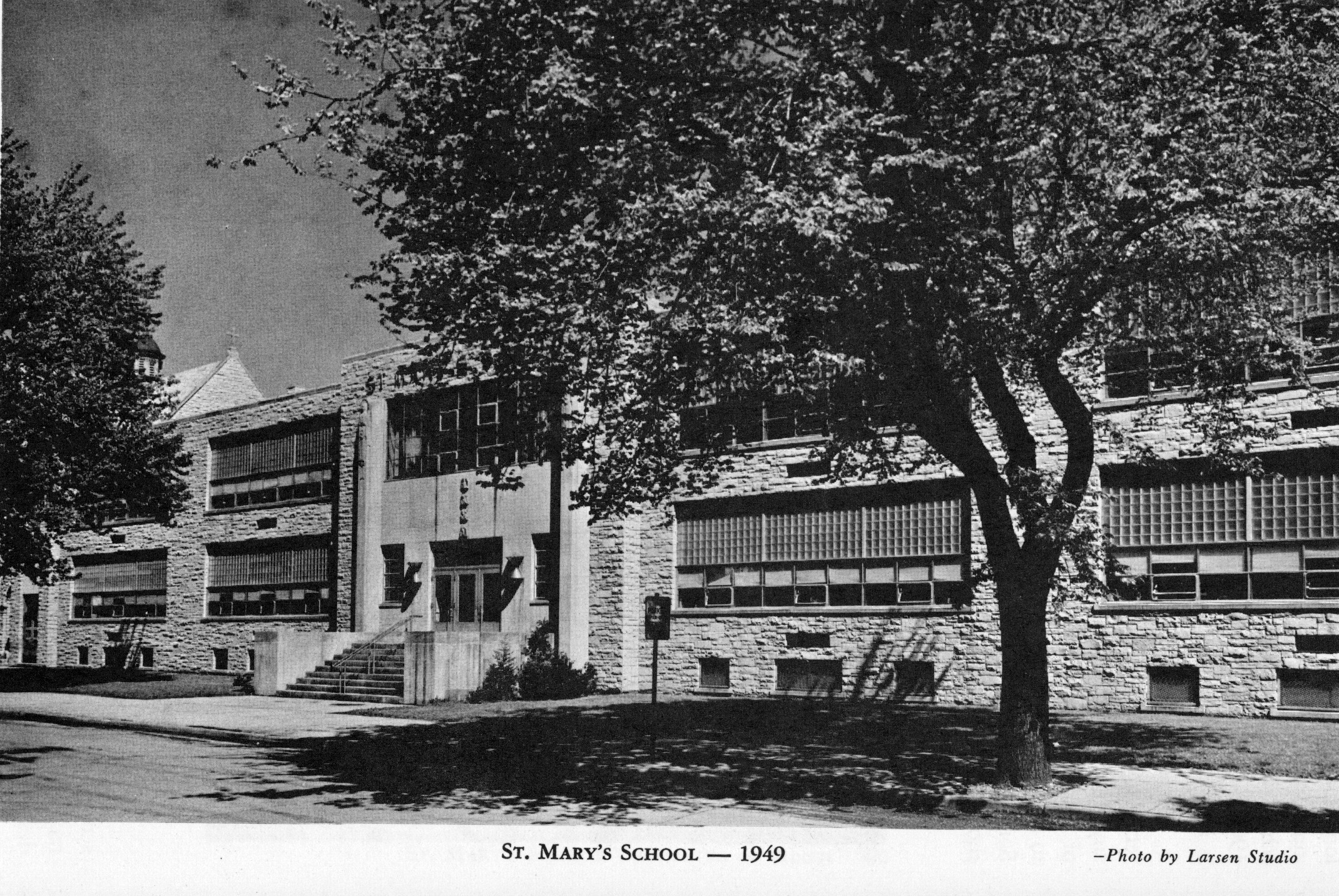St. Mary's School, 1949-1974.