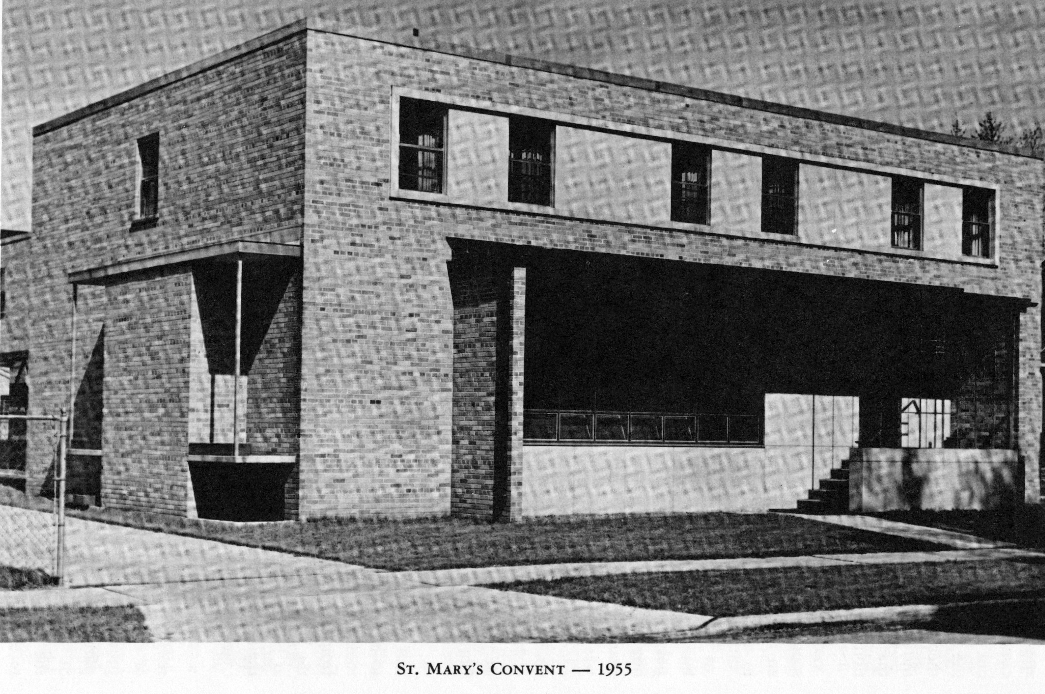 St. Mary's Convent, 1955.