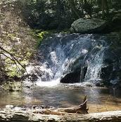 Beautiful Waterfalls Surrounding Camp