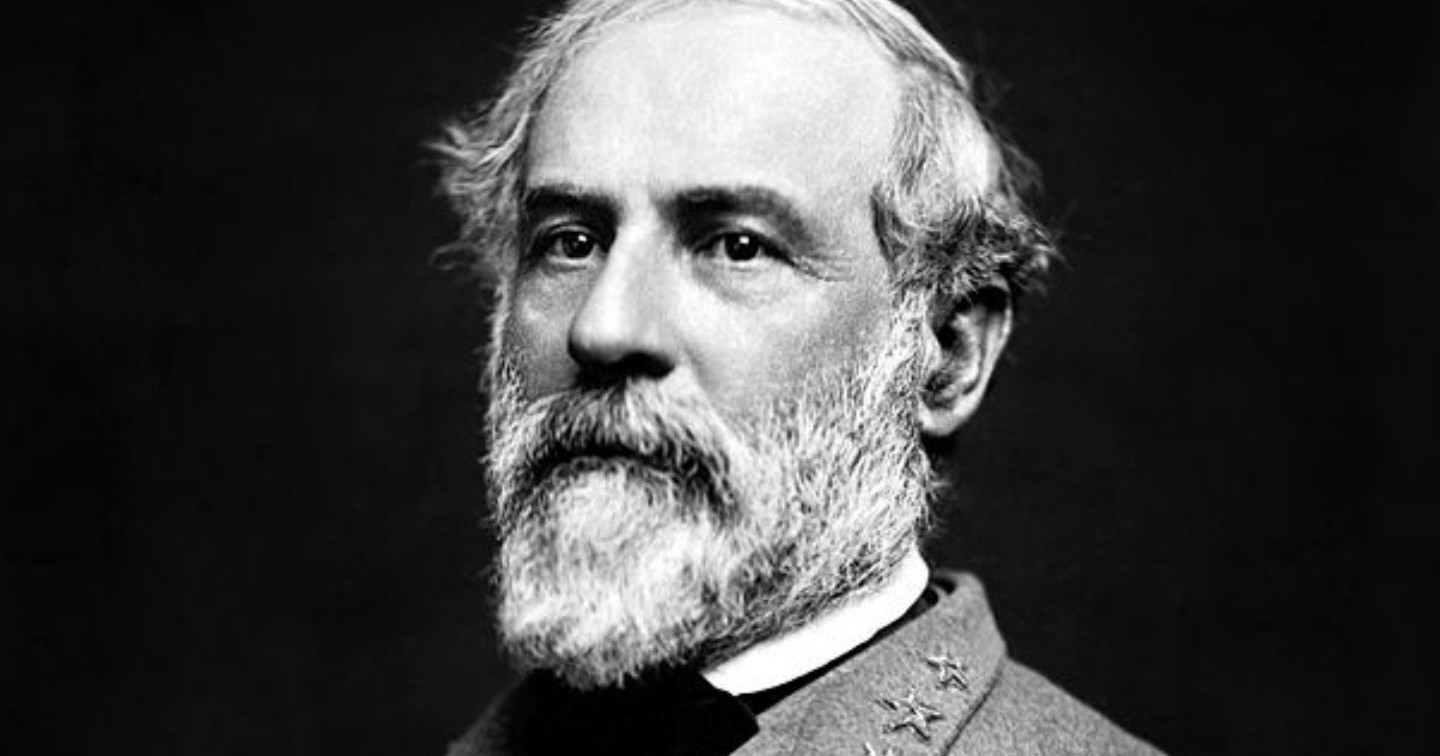 General Robert E. Lee commander of the Army of Northern Virginia