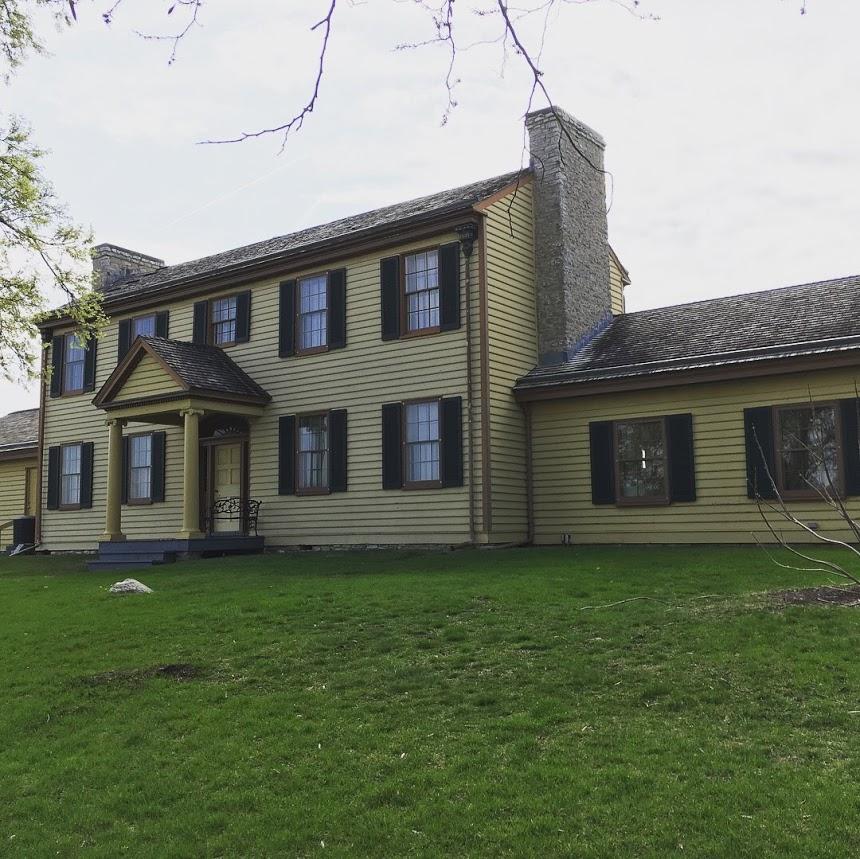 Colonel Davenport House
