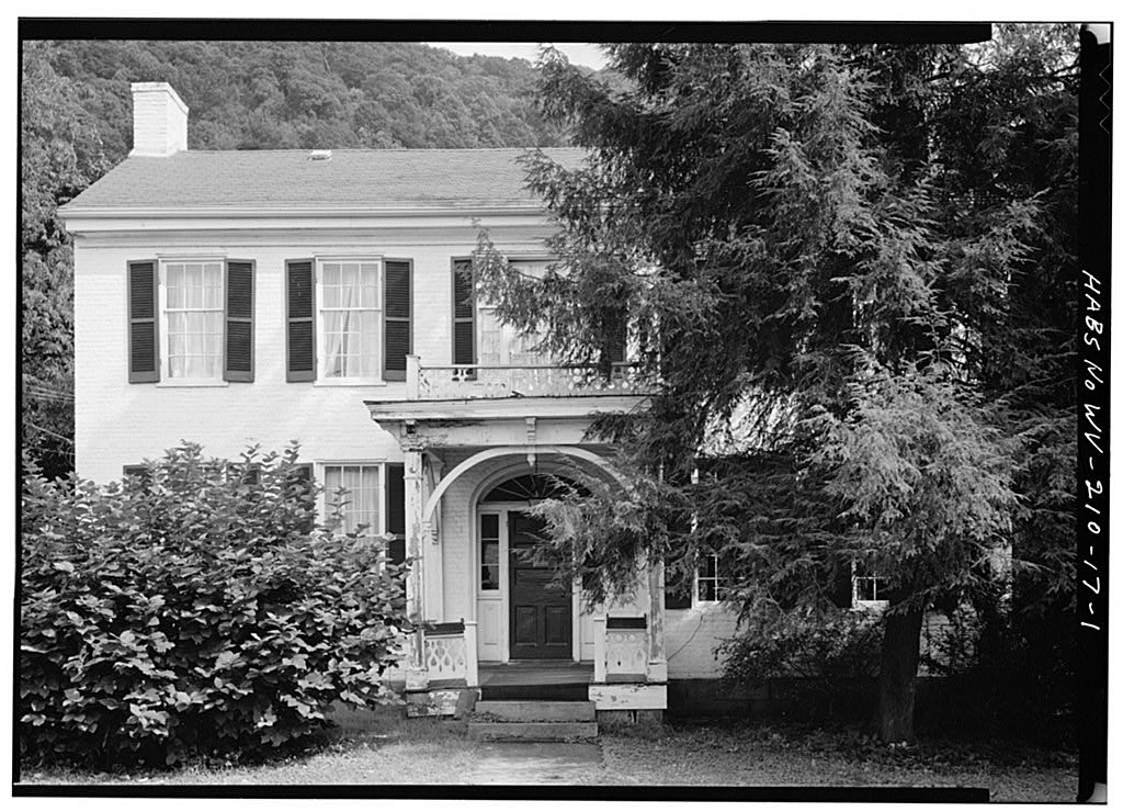 The Putney House, circa 1980