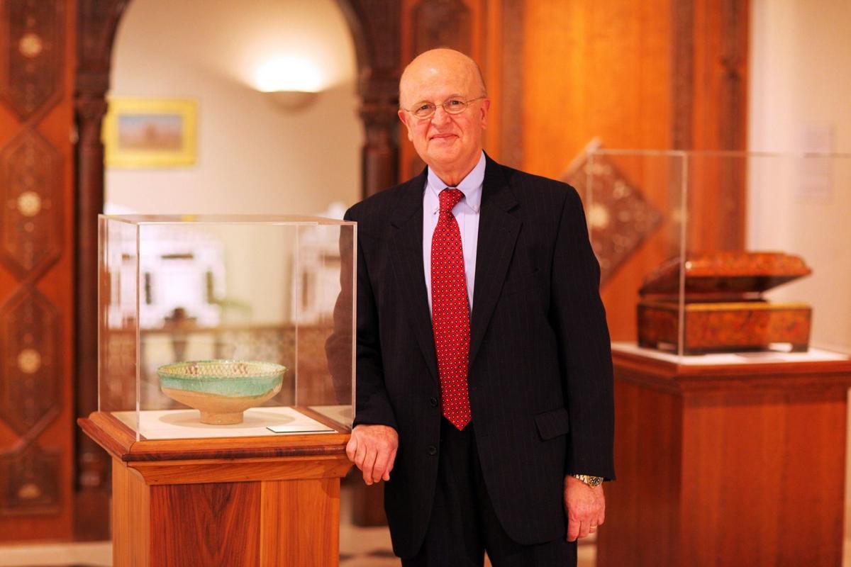 Dr. Joseph Touma, pictured in 2011