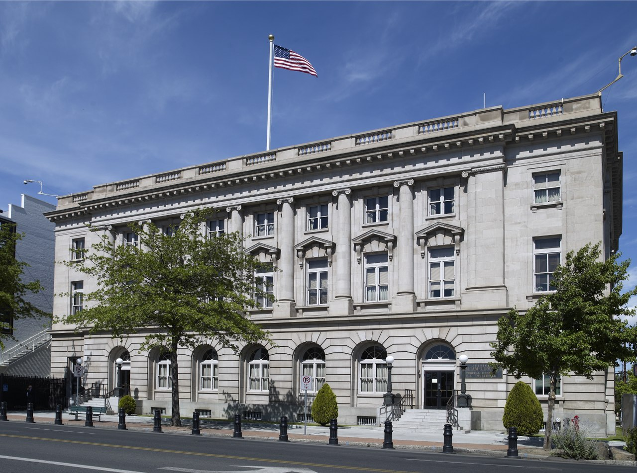 Built in 1912, the William O. Douglas Federal Building is a beautiful example of Second Renaissance architecture.