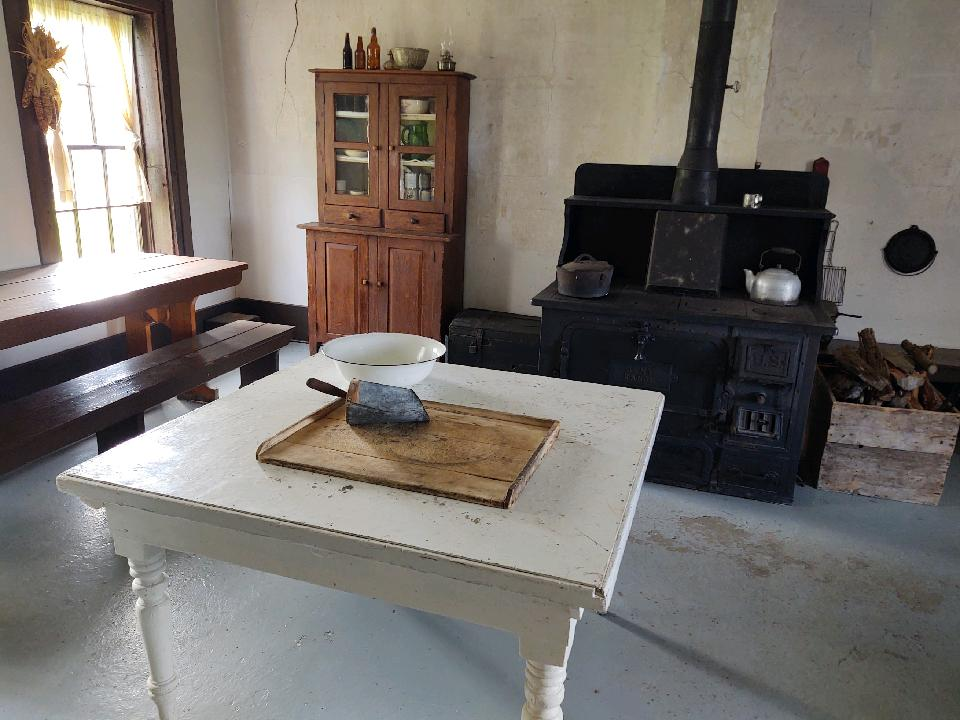 Barracks Kitchen
