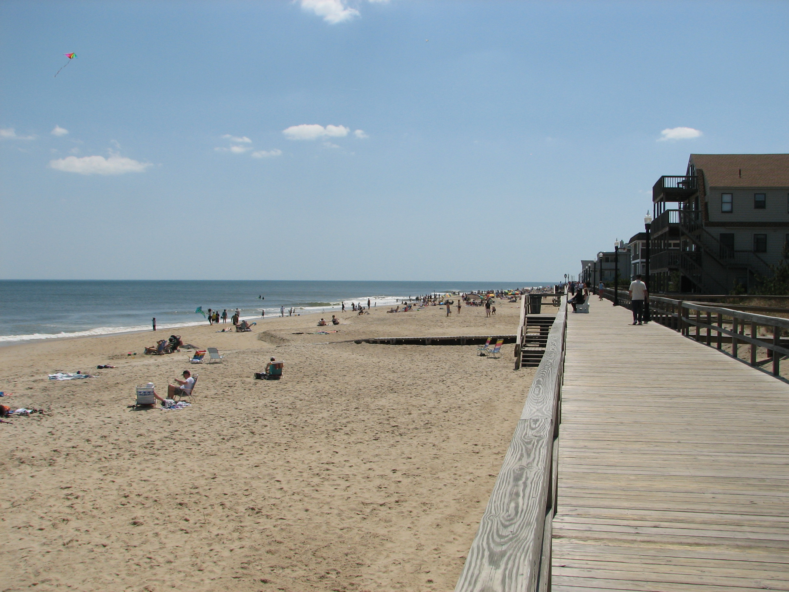 Bethany Beach, DE, Boardwalk