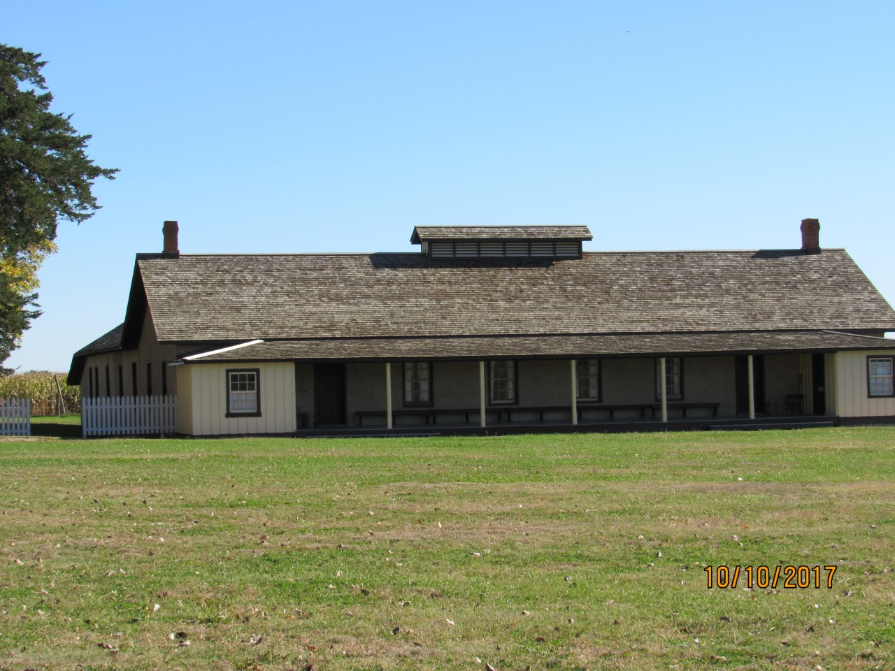 Enlisted Men's Barracks