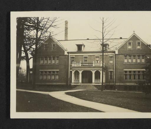 Louisa Street Nurses' Residence