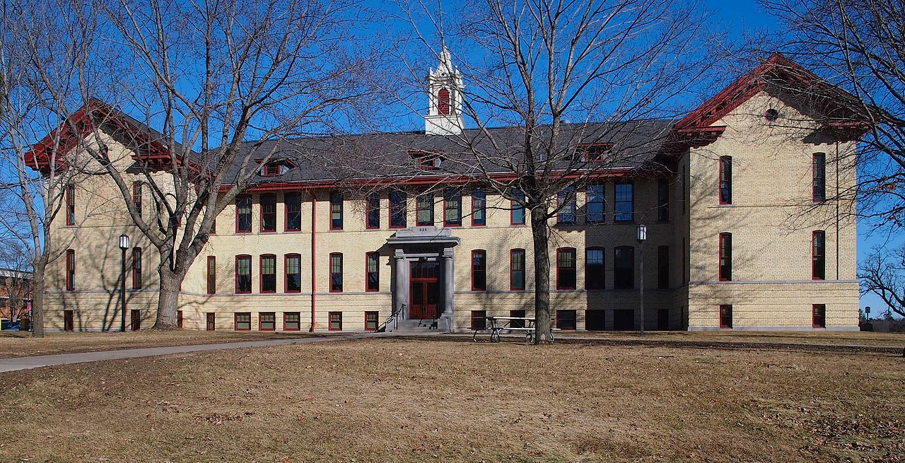 Riverview Hall was built in 1913, becoming Minnesota's first purpose-built facility for teacher training.