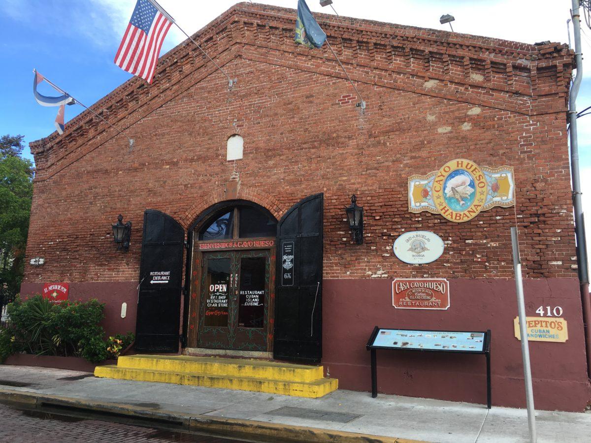 Historic William Wall Warehouse