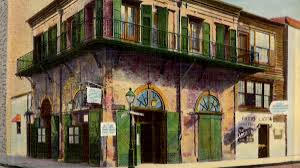 The Absinthe House was the birthplace of Owen Brennan's idea to create his own restaurant.