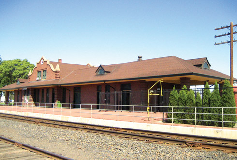 The Northern Pacific Railway Museum opened in 1992 and is housed in the historic 1911 Northern Pacific Depot.