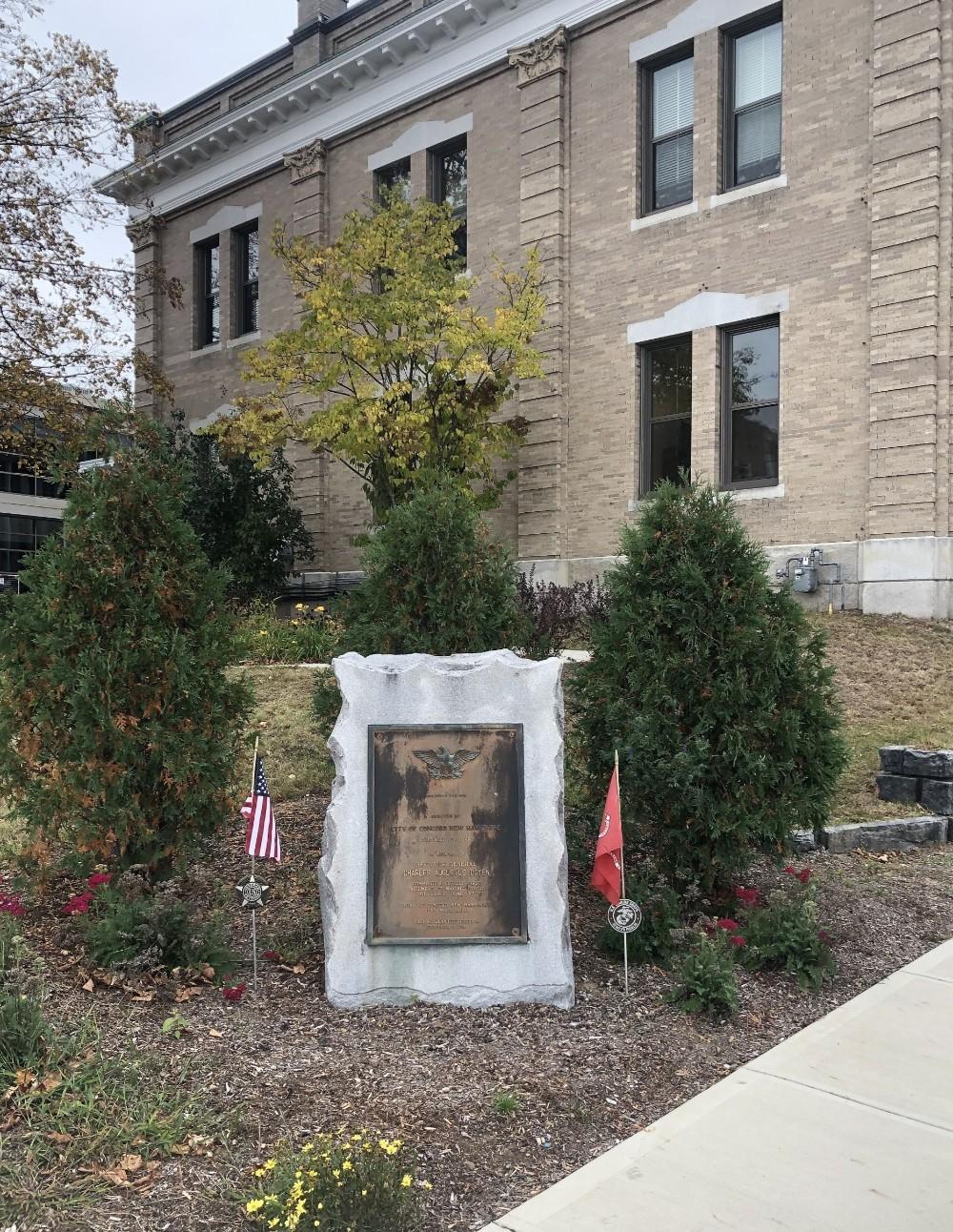 Charles Augustus Doyen Memorial