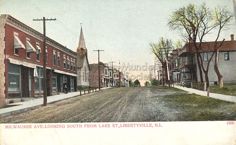 Bulkley Building on left, 1905-1908