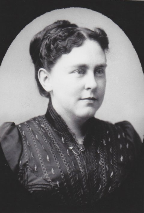 Portrait of Lucy Lynde Hartt