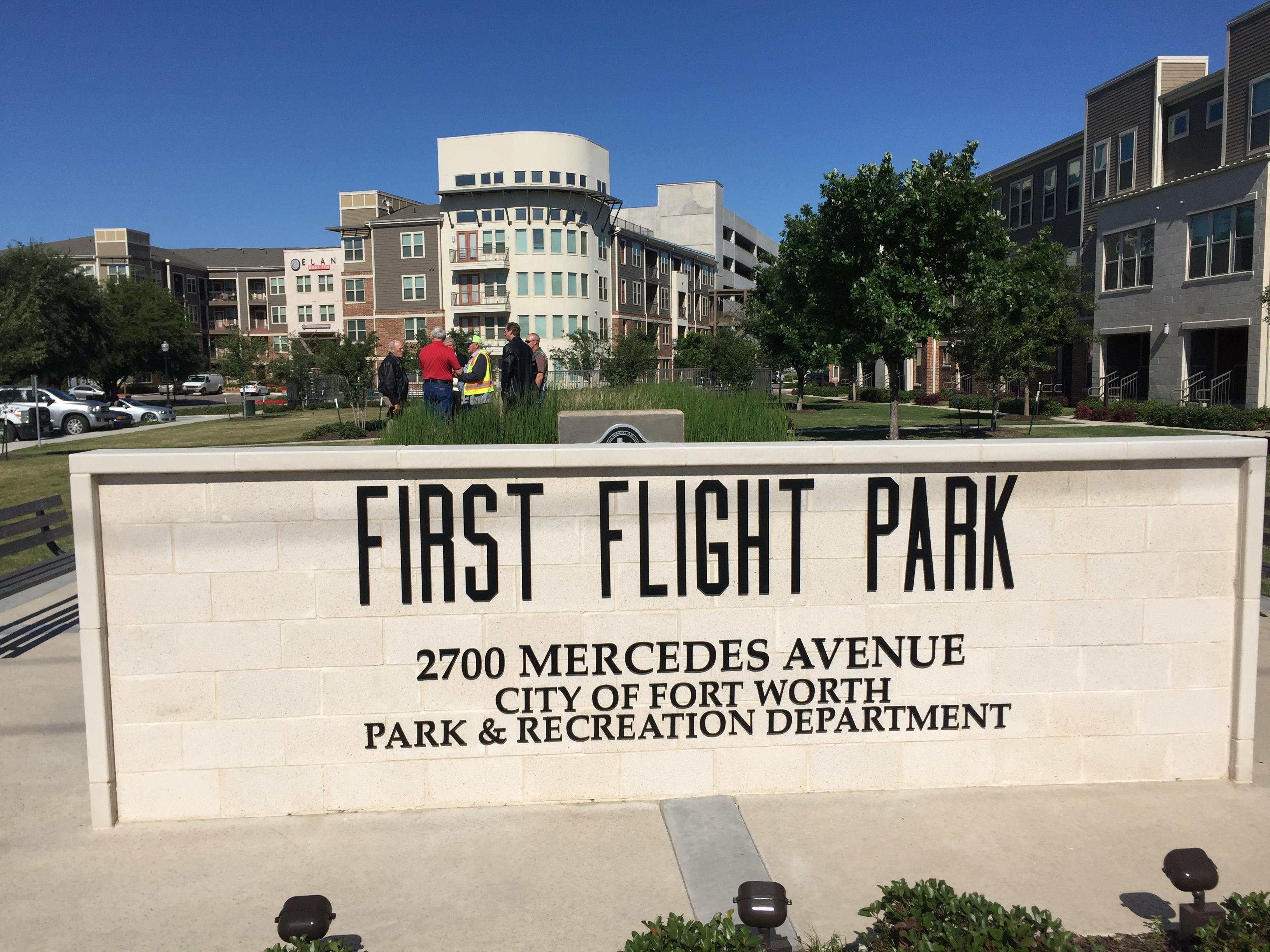 First Flight Park Street View
