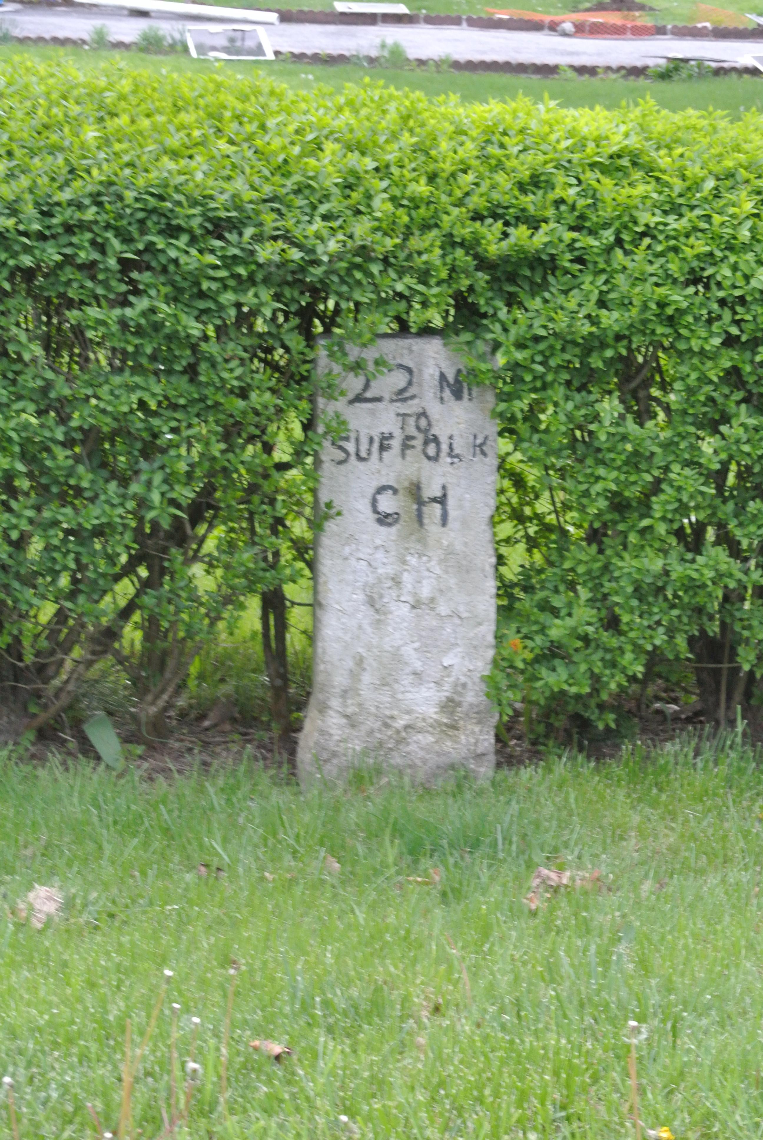 Southold Town Milestone #22