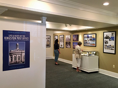 A Special Exhibit in the Fred Johnston House Museum