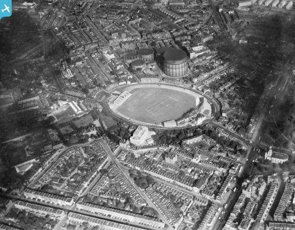 Oval Ground 1928