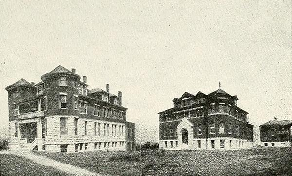 Western University was established as the Quindaro Freedman's School and was the only historically black college in Kansas.