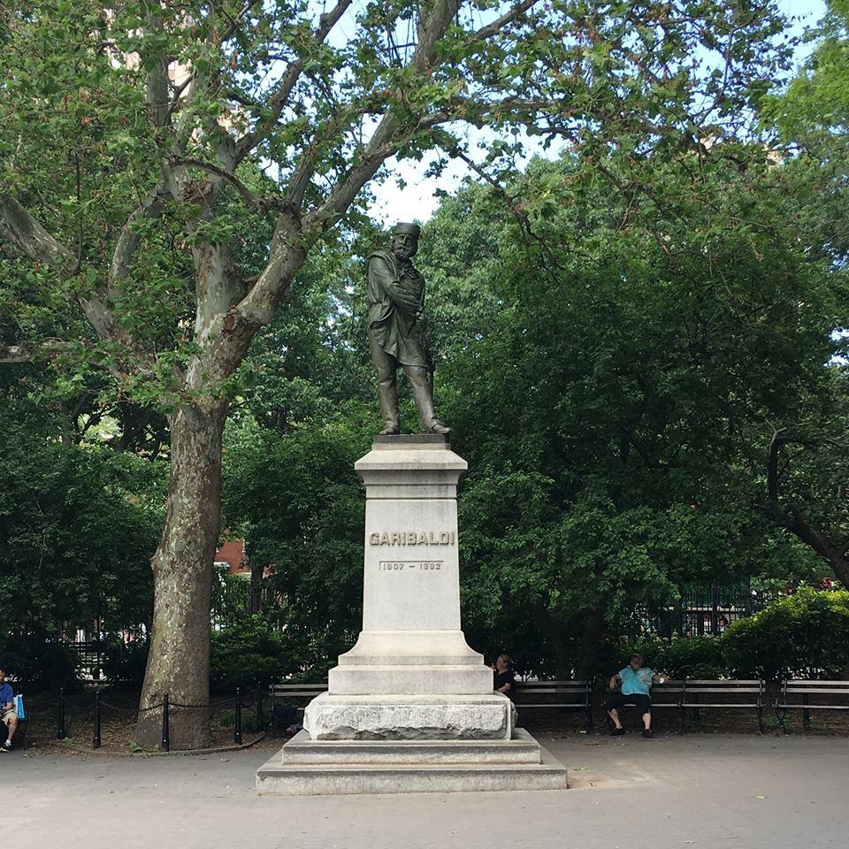 Plant, Pedestal, Statue, Tree