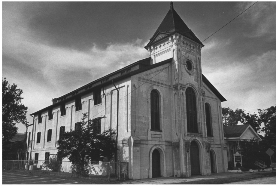 State Street AME Zion Church as it appeared in 1978.