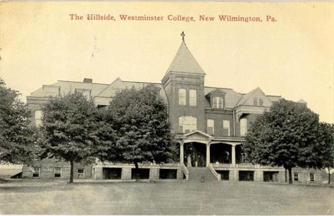 An all-girls dorm at Westminster College