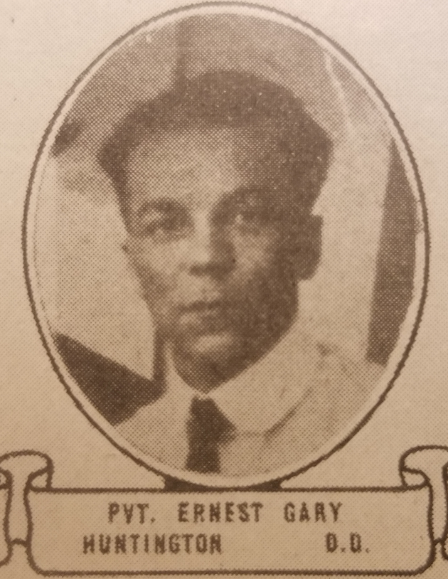 Ernest A. Cary - Soldiers of the Great War