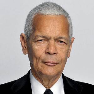 Picture of Horace Julian Bond.